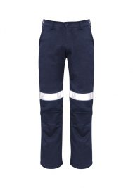 Mens Traditional Style Taped Work Pant ZP523